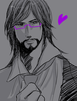 Suit and Glasses - Cesare by Nakamon