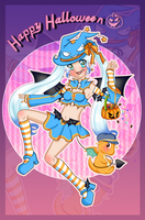PP halloween event by Damine