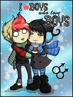 Boys Who Love Boys by OneLovelySin