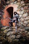 at the old castle by FoxTailCosplay