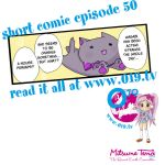 Mitsume Temo short comic 050 by Takisse