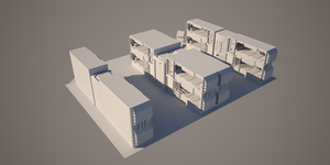 Crewquarters01 by Santobell