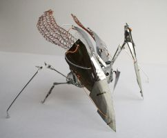 Metal Beetle - side by San-T