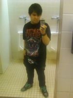 New Suicide silence Tshirt by DevinjKaibaSixx
