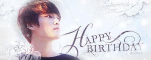 .250113. JaeJoong: Happy Birthday by o3he0