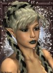 Beautiful Elf by faegatekeeper