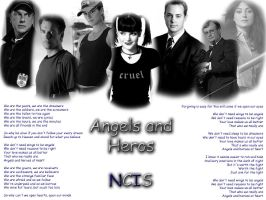 Angels and Heros - NCIS by Akira-Illuser