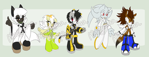 ::Adoptables - Closed:: by Mangostaa