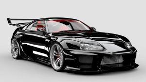 The Supra by arismcars