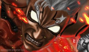 Asura's Wrath by JoelWhite