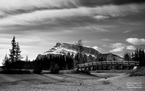 Mt Rundle I by torobala