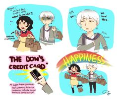 credit cards by synzunea