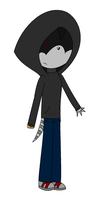 .:Comp:. Newish-Oldish Chara by ShadowRules4ever