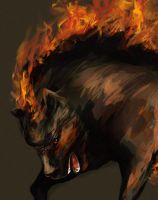 ID warg by Elsouille