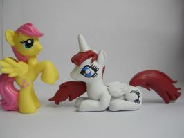 Lauren Faust OC miniature by EarthenPony