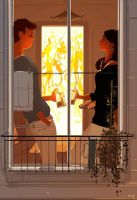 It's a party. by PascalCampion
