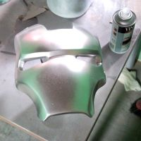 Iron Man Faceshield by ArmorCorpCustoms