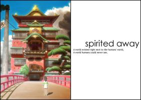 Spirited Away by maladroitmace
