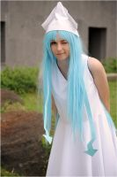 Squid Girl Cosplay by DarkAmyLee