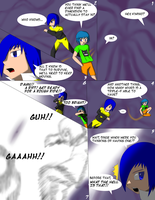Black fox sonic arc pg1 by sonicspeed123