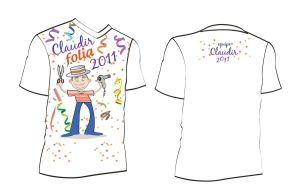 CAMISETA CARNAVAL by jotapehq