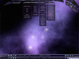 Space Interface by Xinago