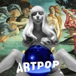 Lady GaGa ARTPOP Alternate cover by SethVennVampire