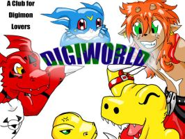 Digiworld by bluecrysto