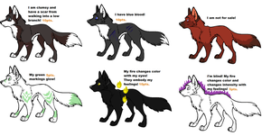 ADOPTABLES! by Double-AA-Doptables