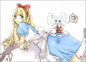 Alice is Mean by junsui