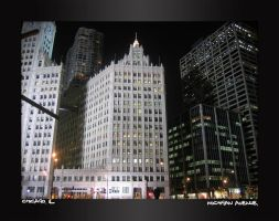 Wrigley Building by jimmyw