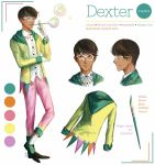 Dexter Reference Sheet by motli
