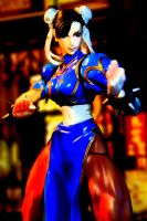 Chun Li - playarts 02 by twohand