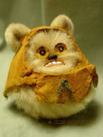 Ewok by moonfreakformula