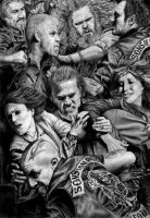 Sons of Anarchy by lrguy