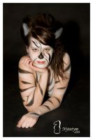White Tigar 1 by nytetym
