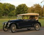 1917 Jordan Touring Car by NicholasJohn