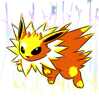 Pokeddexy Day 4 - Jolteon by StarlightFroggy