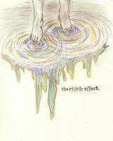 the ripple effect by FaNtAsYzMaRiOnEtTe