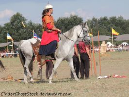 Hungarian Festival Stock 047 by CinderGhostStock