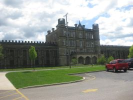 Moundsville Prison by ToxicSerpent