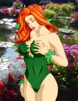 Poison Ivy by Daikon by Mythical-Mommy