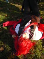 Grelle Sutcliff cosplay by the-crimson-world