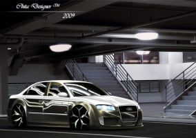 Audi RS4 by ChitaDesigner