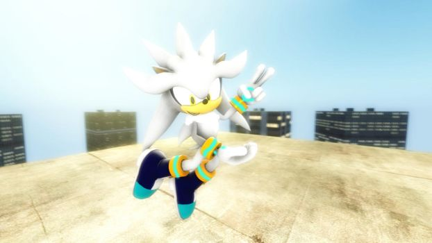 freedomfightersonic IN 3D! . N.45 by mathi88