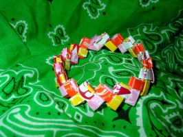 Starbursts Bracelet by Kimaba
