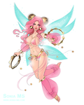Commission jkrolak: pink mischievous fairy by MSonia