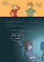 Sorry Parents by reauxkringgirl