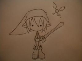 Little Link by Despereaux-7