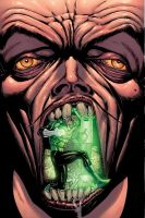 Green Lantern 56 cvr by DustinYee